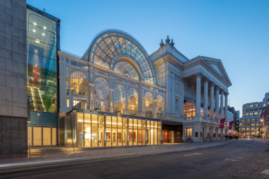Royal Opera House - Open Up